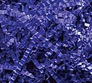 3-8 OZ BAGS ROYAL BLUE CRINKLE CUT SHRED