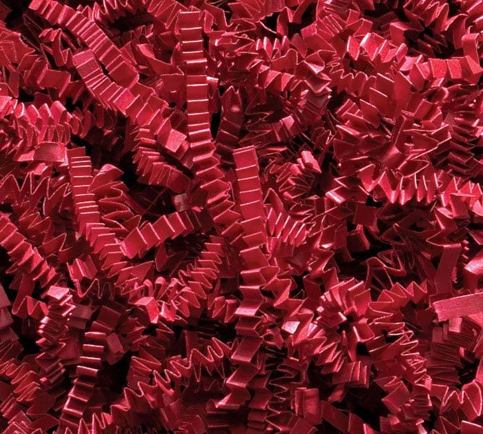 3-8OZ BAGS RED CRINKLE CUT SHRED