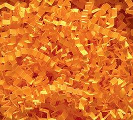 3-8 OZ BAGS ORANGE CRINKLE CUT SHRED