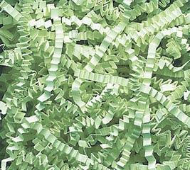 MINT GREEN CRINKLE CUT SHRED