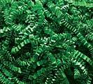 GREEN CRINKLE 40LB