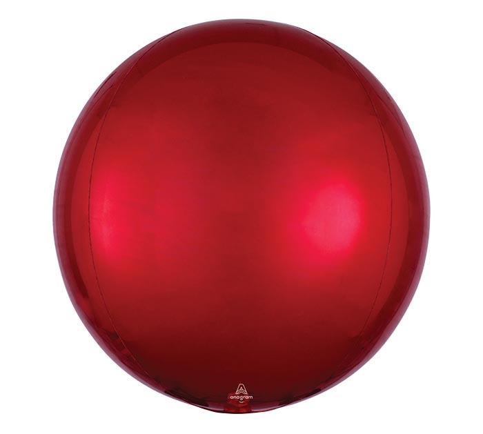 "16""SOL RED ORBZ"
