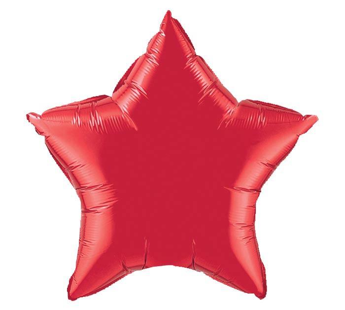 "20"" RUBY RED STAR"