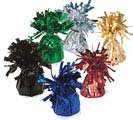 FOIL BALLOON WEIGHT ASSORTMENT - 170G