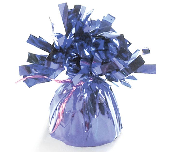 LAVENDER FOIL BALLOON WEIGHT - 170G