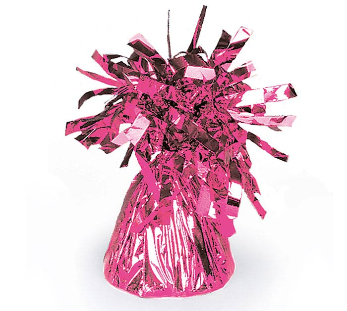 CERISE FOIL BALLOON WEIGHT - 170G