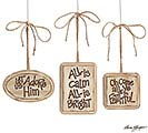 ORNAMENT MESSAGES