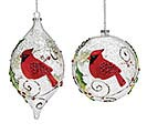 WINTER'S TIDINGS ORNAMENT SET