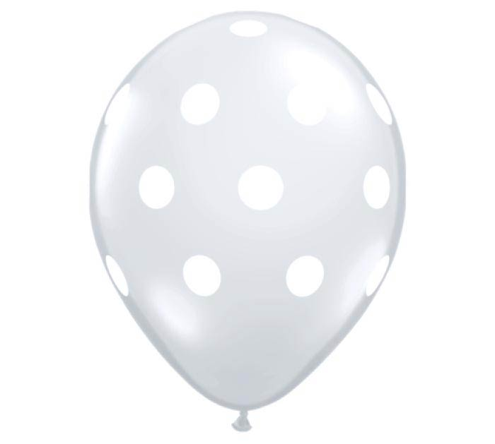 "16"" BIG POLKA DOTS"