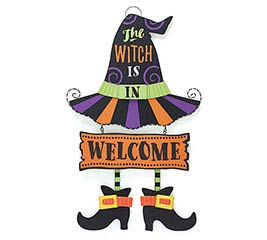 WITCH WALL HANGING