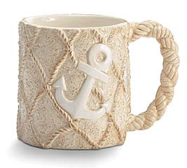 NAUTICAL TREASURES CERAMIC MUG