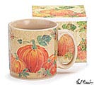 HOPEFUL HARVEST THANKSGIVING MUG