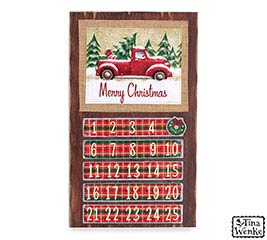 HOLIDAY ROAD ADVENT CALENDAR