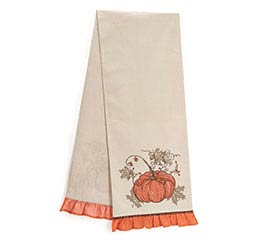COUNTRY ACCENTS HAPPY FALL TABLE RUNNER
