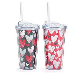 SWEET SPOT VALENTINE TRAVEL CUP