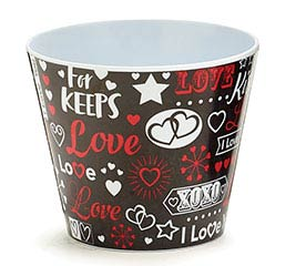 "4"" FOR KEEPS MELAMINE POT COVER"