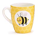 BEE BUZZED CERAMIC MUG W/ BOX