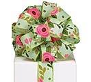 #9 BELLA MADRE SATIN WIRED RIBBON