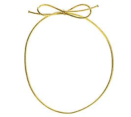 GOLD LOOP ELASTIC