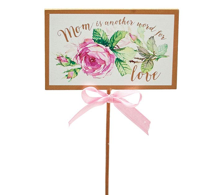 MARVELLA ROSE MOTHER'S DAY WOOD PICK