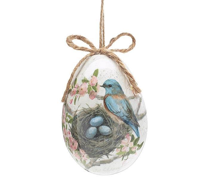 GARDEN GROVE BLUEBIRD ORNAMENT