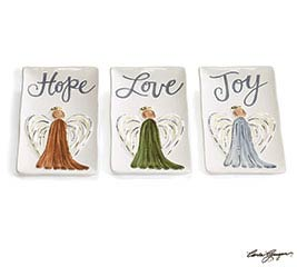 ASTD COLOR ANGEL RECTANGLE MESSAGE TRAYS