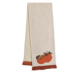 AUTUMN HAYRIDE TABLE RUNNER