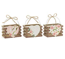 FLORAL LOVE NATURAL CRATE ASSORTMENT