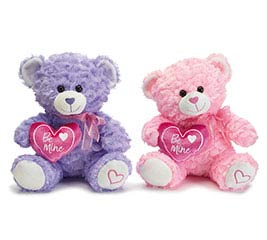 "10"" VALENTINE BE MINE BEARS ASSORTED"