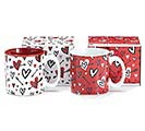 VALENTINE HEARTS AND ARROWS ASSORTED