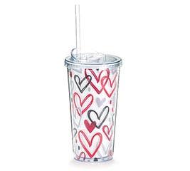 HEARTBREAKER VALENTINE TRAVEL CUP