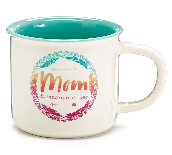 MUG MOM FRIEND GURU MUSE BOHO