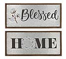 HOME  BLESSED WALL HANGING ASSORTMENT