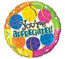 """18"""" APPRECIATION"""