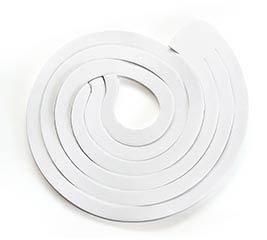SPIRO-PACK WHITE SWIRL TISSUE FILL
