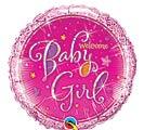 """18""""PKG BABY GIRL"""