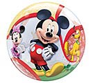"22"" PKG MICKEY AND FRIENDS BUBBLE BALLON"