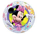 "22"" PKG MINNIE MOUSE BUBBLE BALLOON"