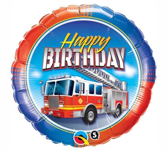 """18""""PKG HBD FIRE TRUC"""