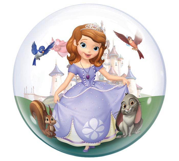 "22""PKG SOFIA THE FIR"