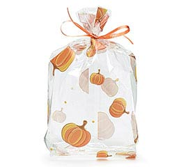 CELLO BAG PUMPKIN