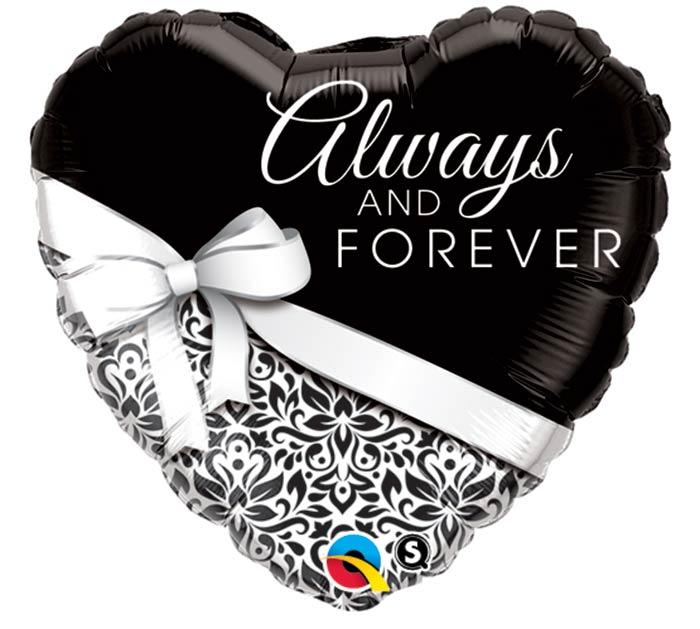 "18""PKG ALWAYS  FORE"
