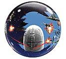 "24"" PKG STAR WARS DEATH STAR BUBBLE 1st Alternate Image"