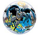 "22"" PKG BATMAN BUBBLE BALLOON"