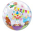"22""PKG CIRCUS BUBBLE 1st Alternate Image"