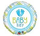 """18""""PKG BABY BOY LOVE"""