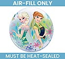 "12""FLAT FROZEN BUBBLE AIR FILL ONLY"
