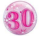 """22""""PKG HBD 30 BUBBLE"""