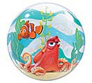 "22"" PKG FINDING DORY BUBBLE BALLOON 1st Alternate Image"