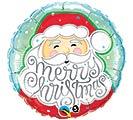 "18"" CHRISTMAS SANTA"